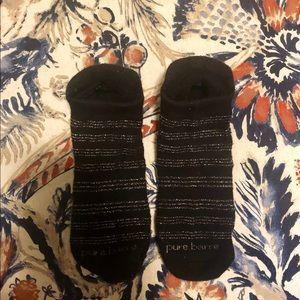 Pure Barre Sticky socks